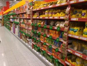 I ICAs hyllor behöver man inte leta efter de ekologiska produkterna!